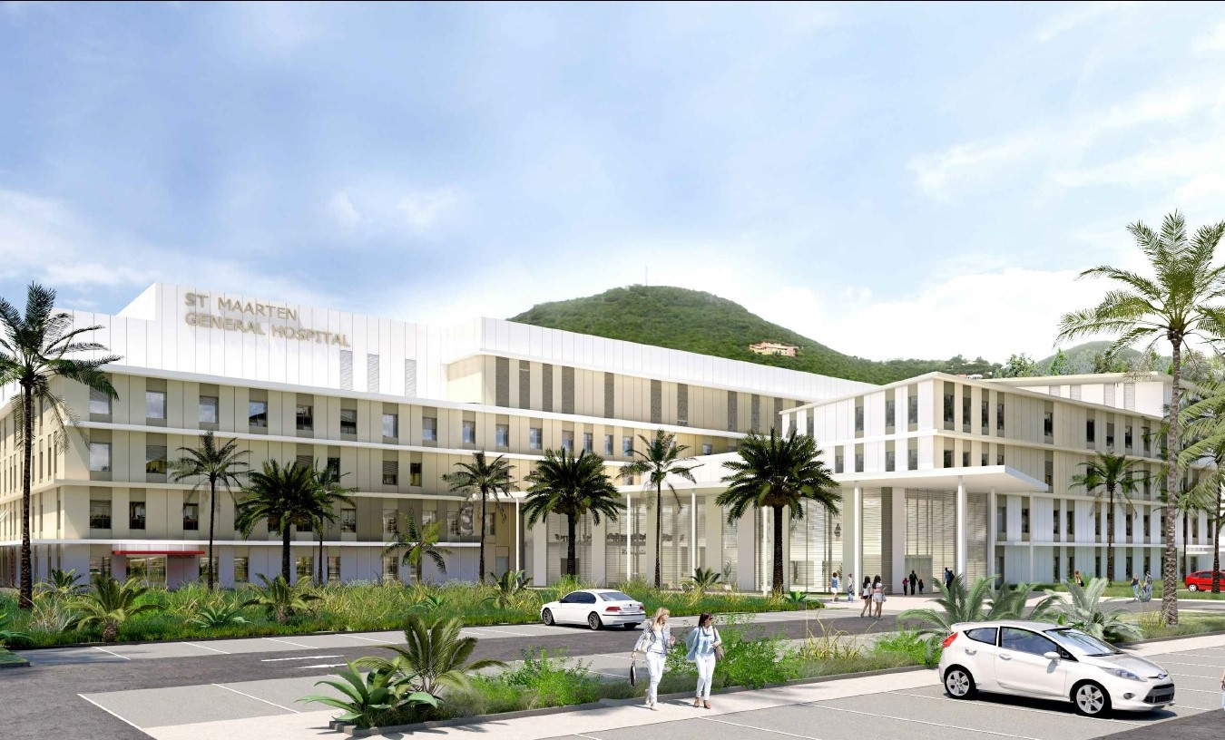 New hospital construction officially commences